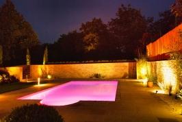 Pool-Beleuchtung von Desjoyaux